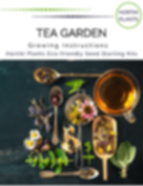 Tea Garden  Growing Instructions 11.22.1