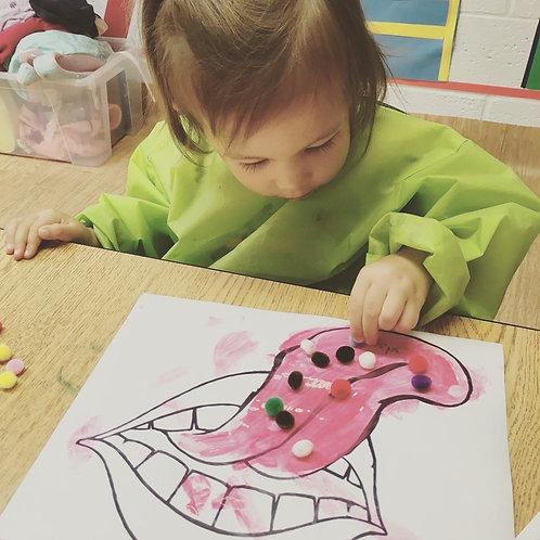 Preschool Prep 4 Mornings