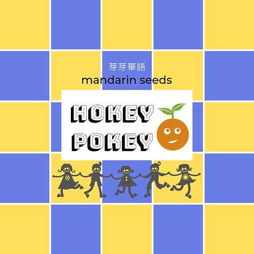 Fall 2019 Mandarin Seeds Album
