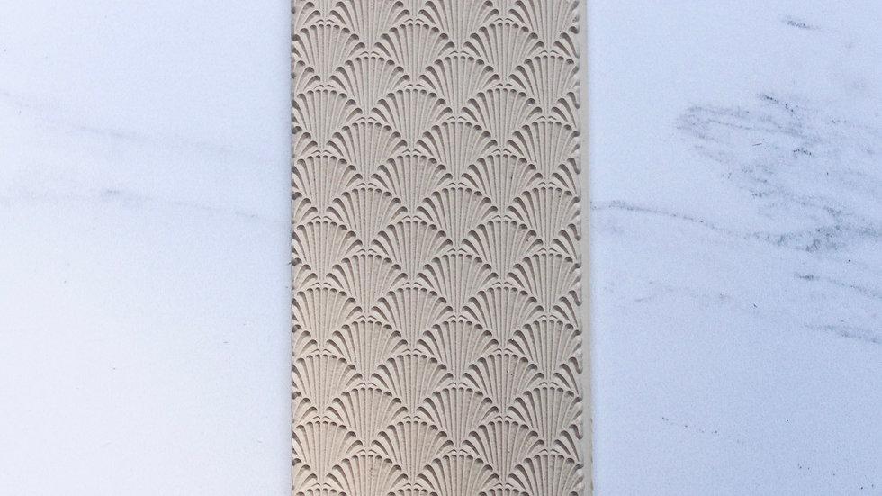 Classic Scallop   Texture Mat