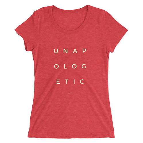 UNAPOLOGETIC SOUL T-SHIRT