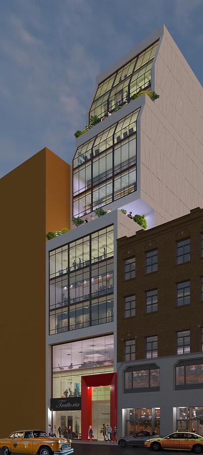 Office Building - New York, NY - Buildin