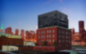 Office Building - Back - New York, NY