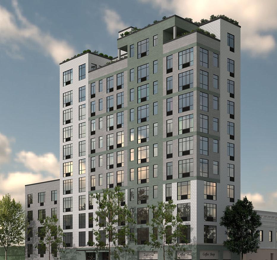 Apartment Building - Bronx, NY - 543 E 181 St