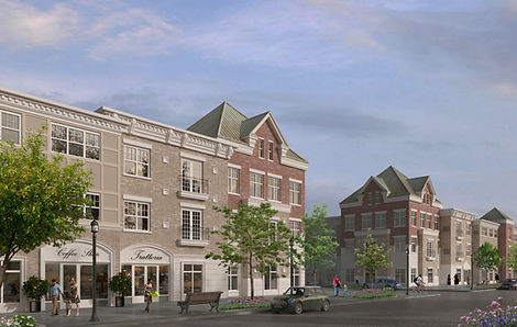 Mixed Use Building - Westfield NJ