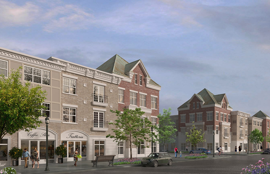 Mixed-Use Building - Westfield, NJ