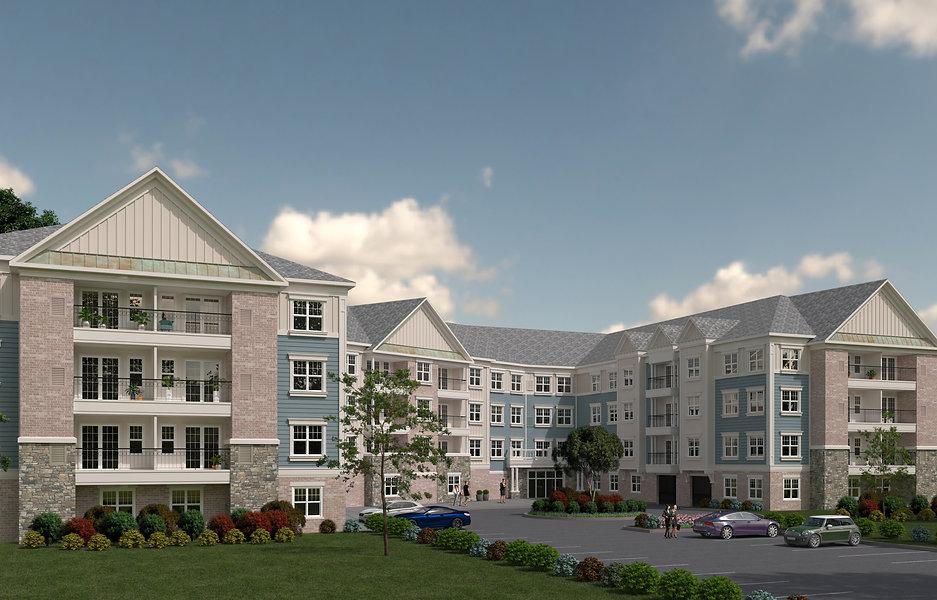 Apartment Building, Gillette, NJ