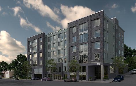 Apartment Building, West Orange, NJ