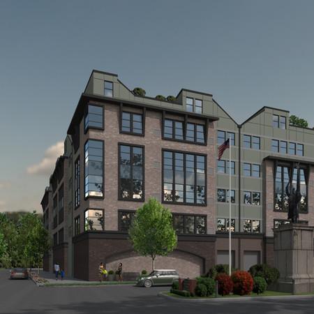 Apartment Building, Orange, NJ