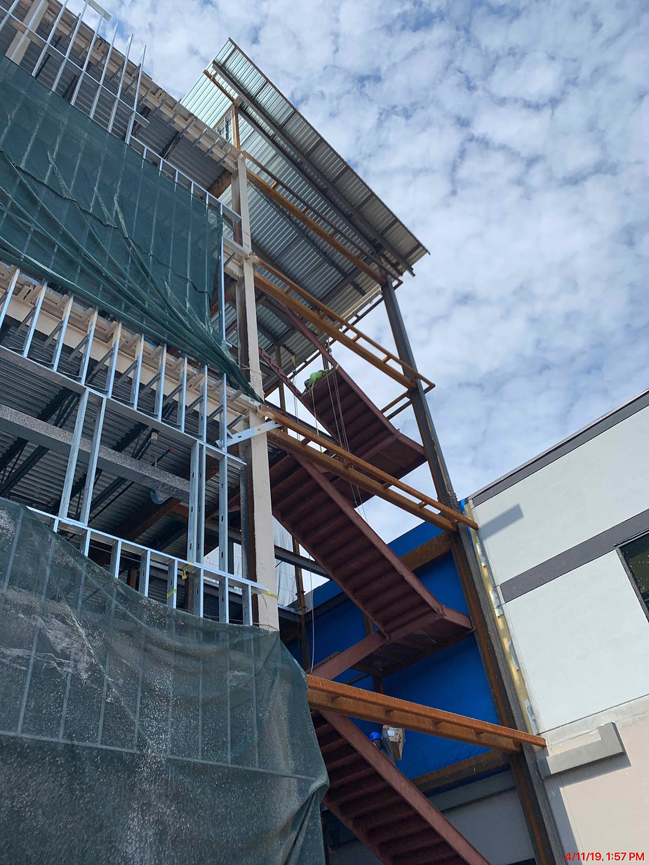 Office Building_Lakewood NJ_construction