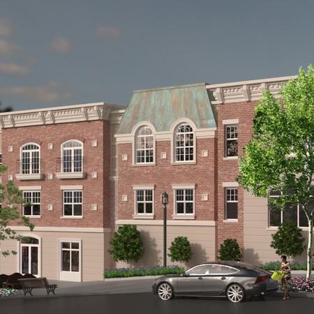 Apartment Building, Berkeley Heights, NJ