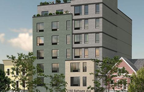Apartment Building - Bronx, NY