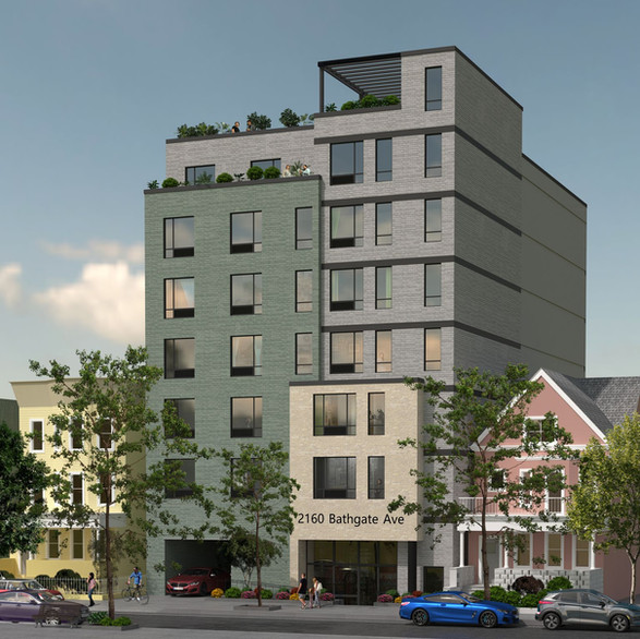 Apartment Building, Bronx, NY