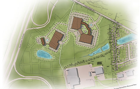 Warehouse Site Plan - Lakewood, NJ
