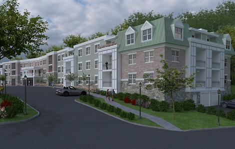 Apartment Building - Greenbrook, NJ