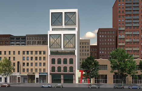 Mixed Use Building, New York, NY