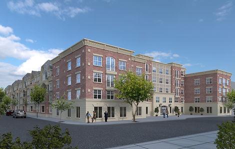 Apartment Building - Newark NJ