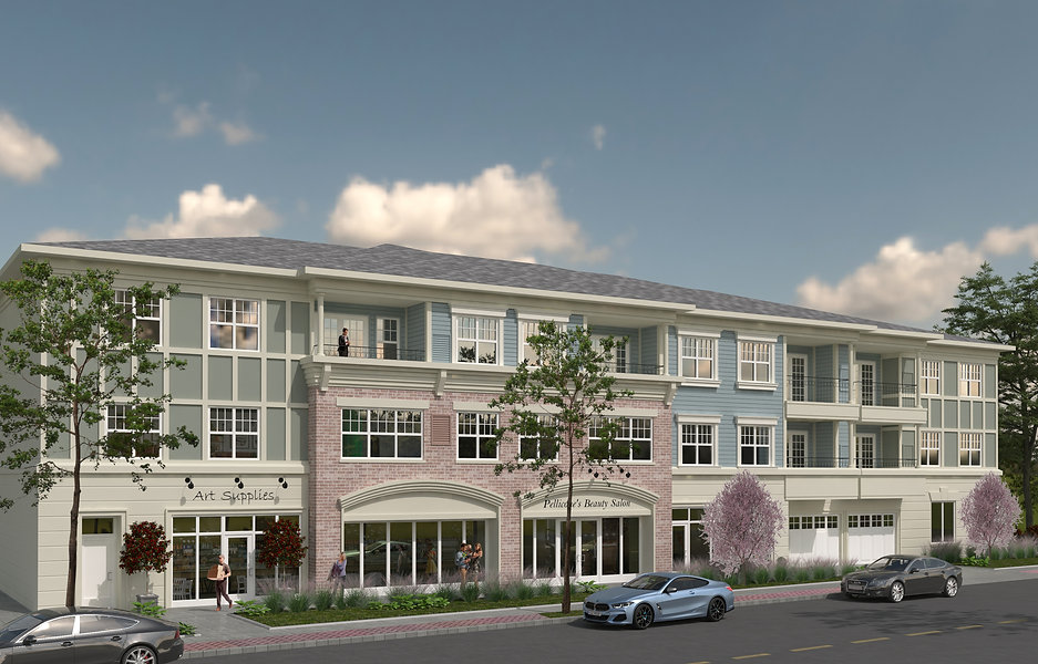 Mixed Use Building, Scotch Plains, NJ