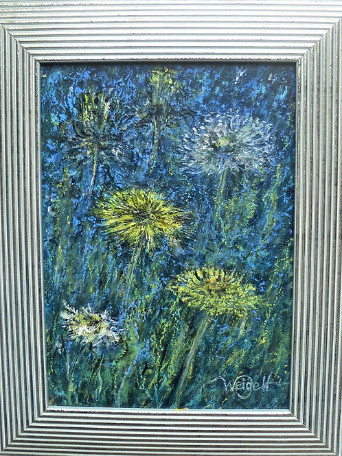 Acryl gerahmt 18x23 cm