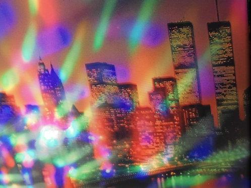 NY Fotografie 70x50 cm