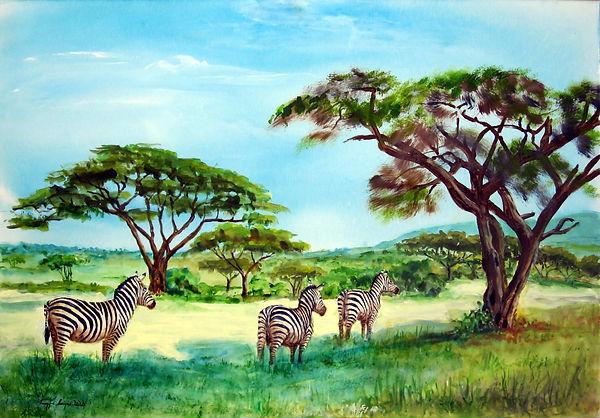 05_Zebras Serengeti..JPG