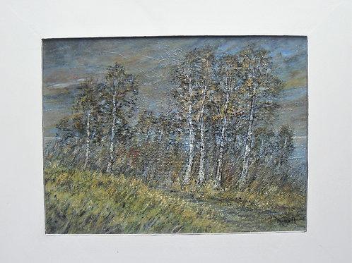 Acryl gerahmt 55x45 cm