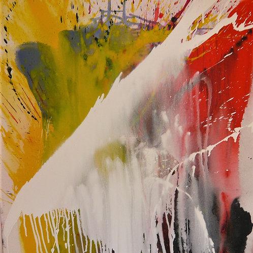 Acryl 80x80 cm