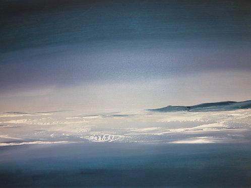 Acryl Malerei 80x60 cm
