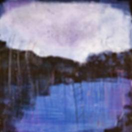 03_Nr.  09 - 03  - lake of tears - Acryl , Sand auf Leinwand -  80 x 80 cm.jpg