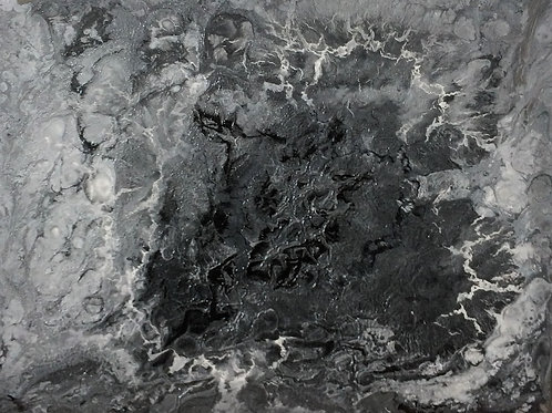 Acrylic paint 50x50 cm