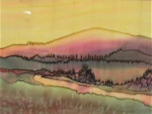 Pastell 50x40 cm