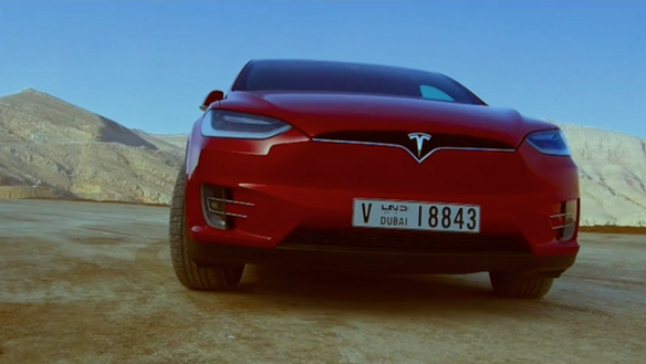 Drive to believe - Tesla