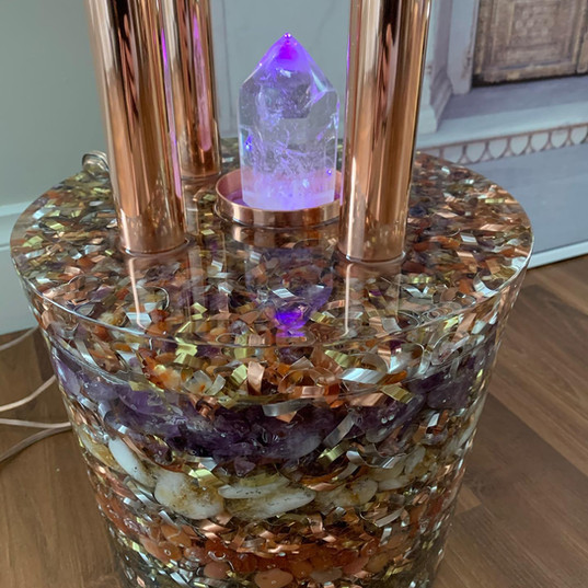 5g Protection Orgone Generator Chembuster