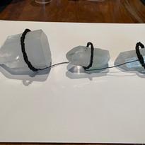 Crystal quartzs generators with mobius coil