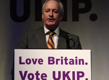"Neil Hamilton: ""The Left Love to Hate. Woke Assembly has given rise to the Far Left"""