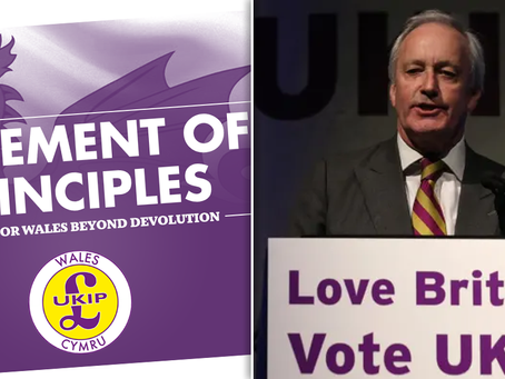 UKIP First Party to Commit to Scrapping the Welsh Assembly ahead of 2021 Elections