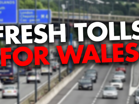 BREAKING: Welsh Assembly Government to introduce Road Tolls across Wales