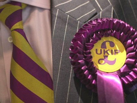 "Scrap the Welsh Assembly stand aside in Senedd Elections saying ""vote UKIP instead""."