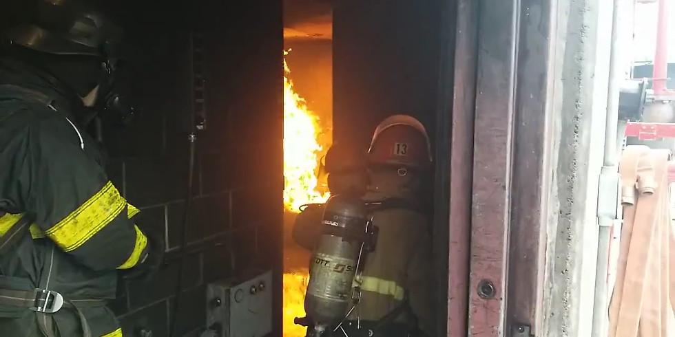 Basic Marine Fire Fighting