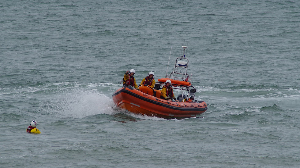 Marine Search and Rescue Course