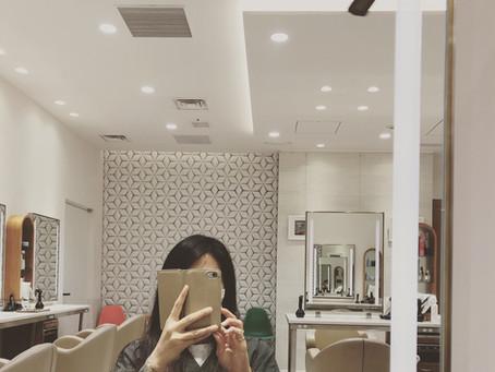 美容師が行く美容室
