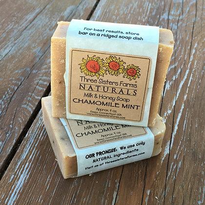 Chamomile Mint Soap