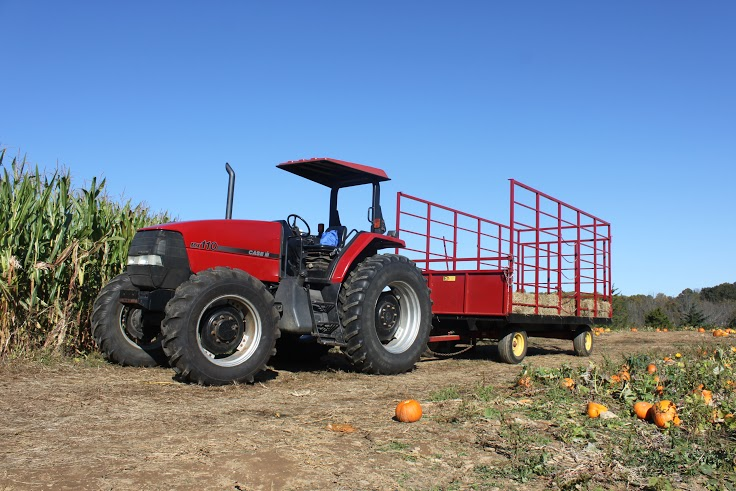 Middle Valley Farms Tractor