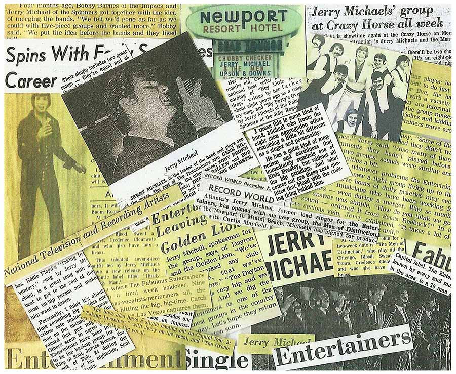 Jerry Michael Vocal Coach from Nashville TN News Articles