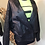 Thumbnail: Vintage leather jacket size Medium
