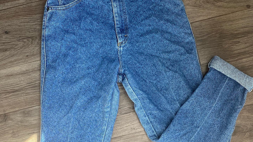 Size 6 mom jeans