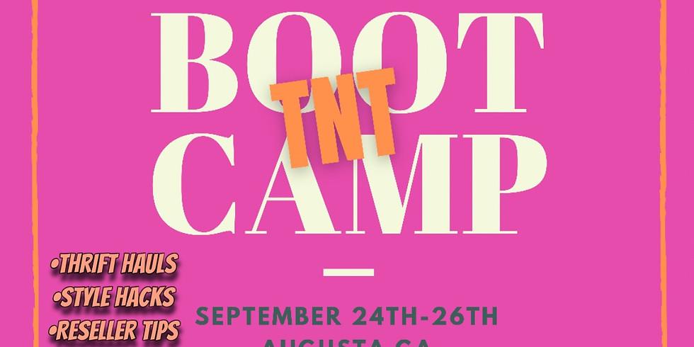 TNT Bootcamp (early bird)