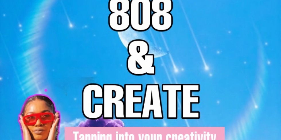 808 & create