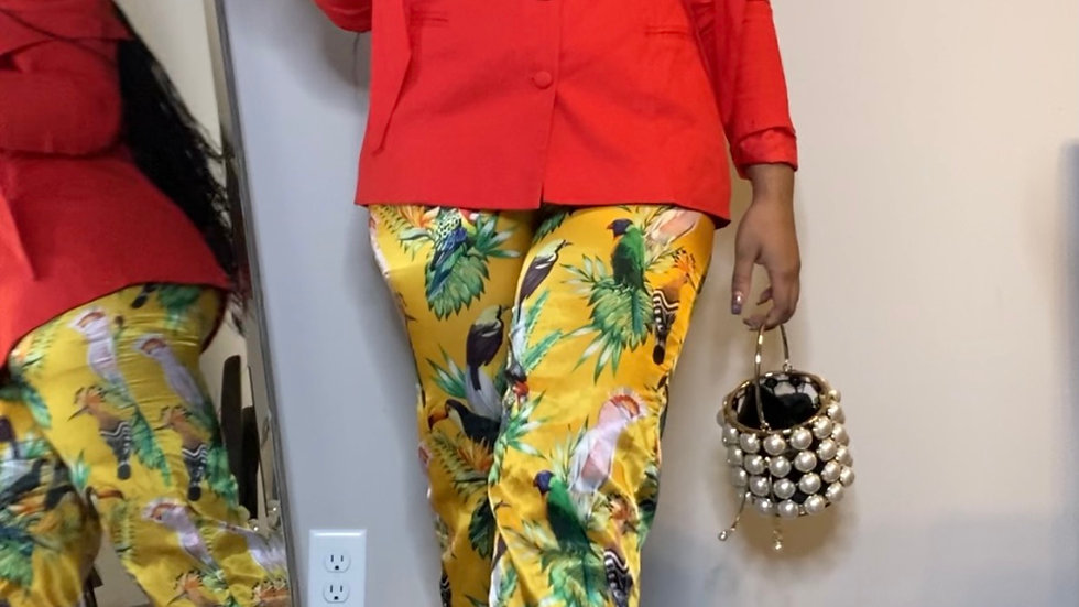 Paradise pants size small (fits like a 6-8)
