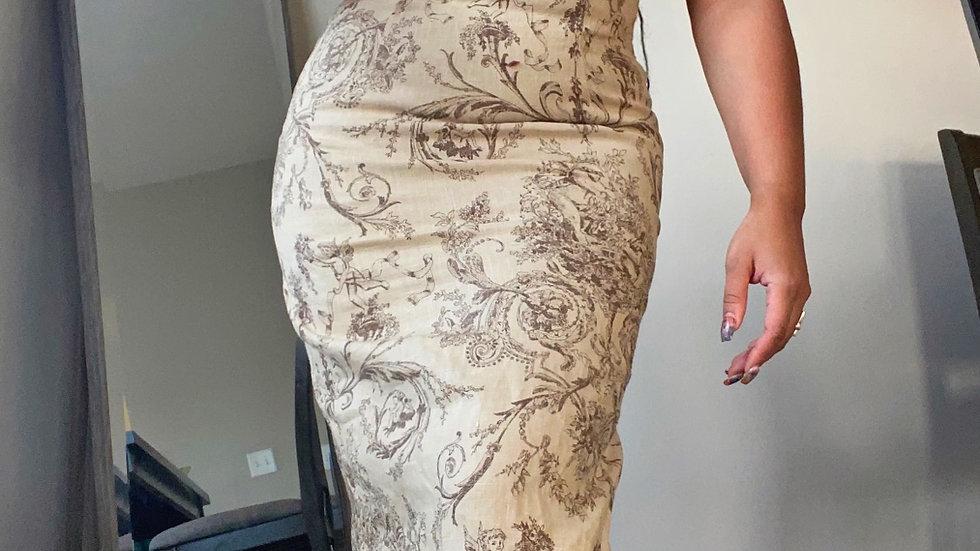 The renaissance dress size 8